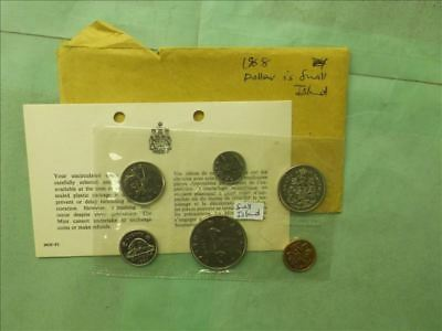Canada 1968 Proof Like Set with Envelop+COA $ is Small Island
