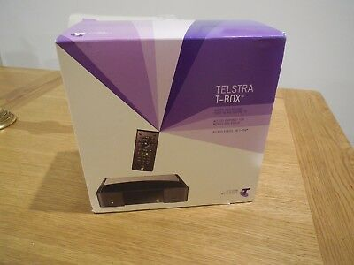Telstra T Box, Hd Pvr, Still In Sealed Box