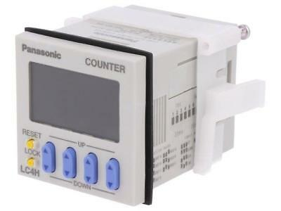 LC4H-R4-AC24V Counter electronical Display2x LCD Count.signal type  PANASONIC EW