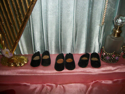 Lot Of 3 Pair Madame Alexander Shoes For An 8 Inch Wendy Alex Kins Ginny Muffie