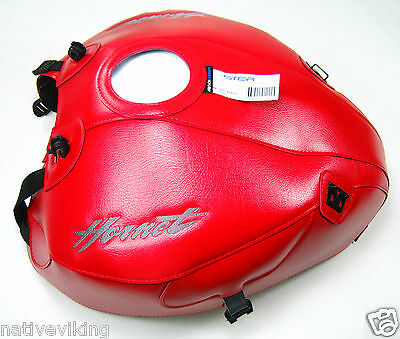 Hornet 600 98-02 Bagster TANK COVER Honda 600 PROTECTOR red IN STOCK new 1357A