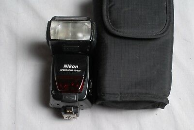 Nikon Speedlight SB-800 Shoe Mount Flash with Case