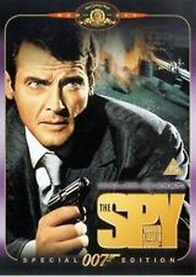 09 The Spy Who Loved Me DVD ROGER MOORE REGION 1