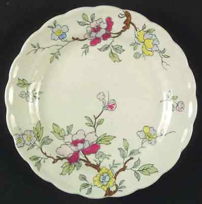 Booths CHINESE TREE Bread & Butter Plate 37972