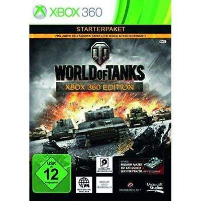 World Of Tanks - Xbox 360 Brand New Free Delivery