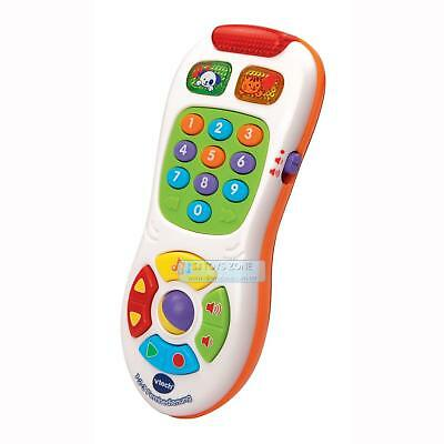 New Vtech Tiny Touch Remote Control Baby Toy  Toddler Educational Gift 6m+