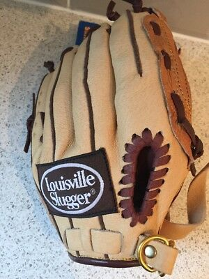"Louisville Slugger Series Fielding Baseball Gloves Genuine 9 "" LS901P Size Reg"