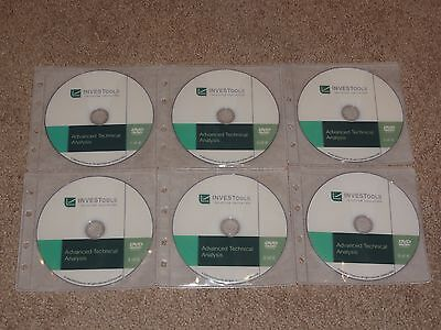 Investools Advanced Technical Analysis DVD options optionetics trading academy