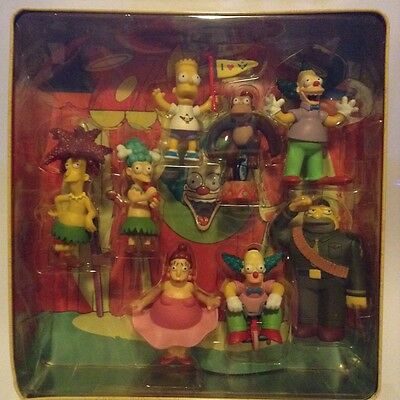 The Simpsons Figurines Collector's Tin [Special Edition] Series 2