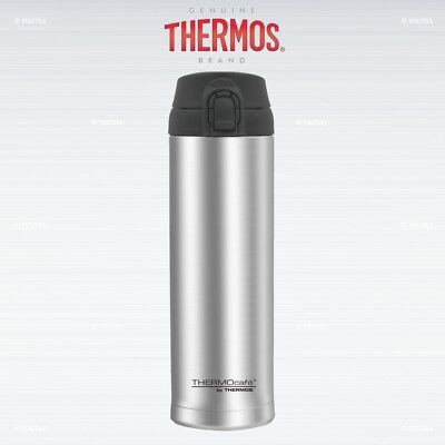 Thermos ThermoCafe Direct Drink Flask Stainless Steel 480 ml