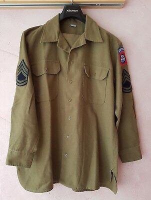 chemise para us 82 ab ww2 at the front