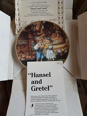 HANSEL AND GRETEL  Edwin M Knowles