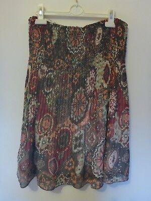 noppies maternity skirt size small (10-12)