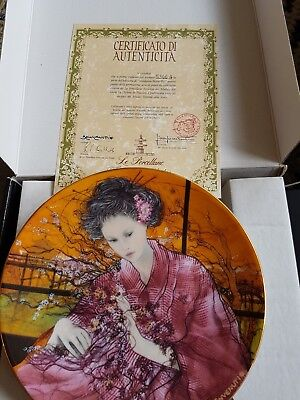 MADAM BUTTERFLY from the 'Women of Puccini' collection