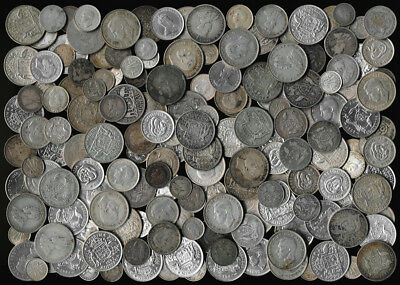 169 Australia Silver Coins (Super Silver Lot) See Pictures > No Reserve