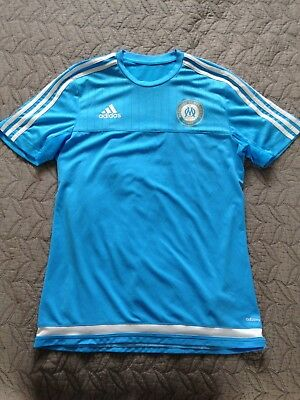 Olympique De Marseille Football Shirt, Medium, Good Condition