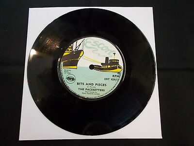 The Pacesetters - Bits And Pieces! 1970 Escort Ert 829 Uk Skinhead Reggae 45 Ex!
