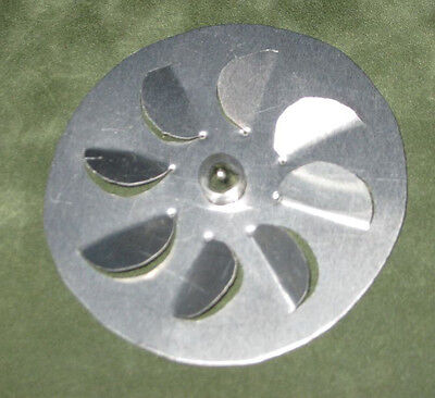 One New Replacement Aluminum Spinner For Gritt Motion Lamp