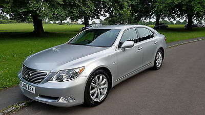 Lexus LS460 LS 460  - Superbly maintained example & with Lexus number plate