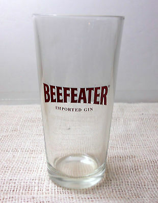 Beefeater Imported Gin Drink Glass Beer Bar Glass