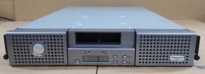 Dell PowerVault 124T Backup Tape Library Autoloader LTO-6 SAS LTO6 40/80TB Capac