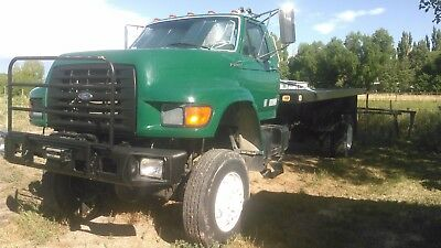 1998 ford f800 4x4