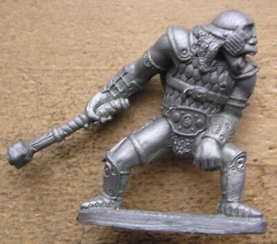 "Grenadier 1980s preslotta Fantasy Lords #174 "" Armoured Ogre Giant "" !"