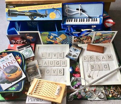 Large Joblot Of Carboot Items