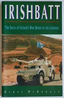 Irish Batt Defence Forces Army Ireland UN Lebanon.