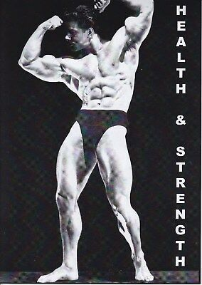 BODYBUILDING HEALTH AND STRENGTH  2017 issue 4