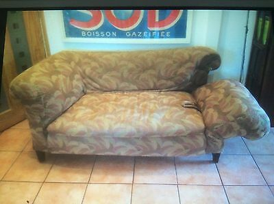 1920s Drop Arm Sofa Bargain