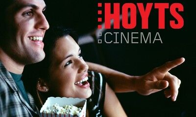 2 x Hoyts Small Popcorn Voucher (Hoyts Cinema Movie)