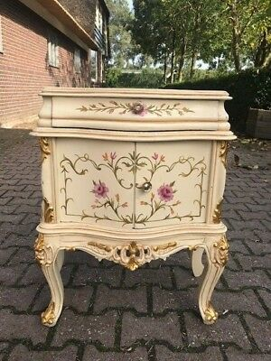 A Wonderful Baroque Night Stand