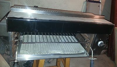 Commercial gas griddle / grill