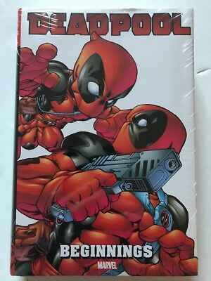 DEADPOOL: BEGINNINGS HC OMNIBUS, Marvel (2017) New Sealed