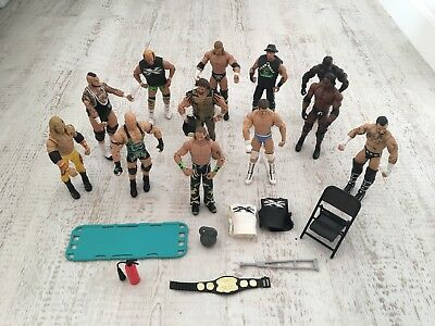 WWE Figures Bundle & Accessories