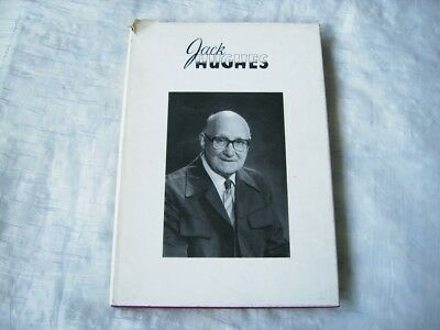 Jack Hughes World of Magic Volume One Rare Signed Original First Edition OOP