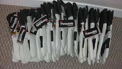 3M Thinsulate - Watson 94006HW Big Dawg Cowhide Work Gloves Large WHOLESALE LOT
