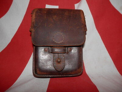 WW2 Japanese Army Officer Bag.Very Good