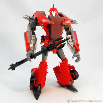 Transformers Prime Robots in Disguise Knockout Deluxe