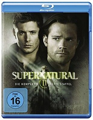 Supernatural Staffel 11 Blu-ray NEU OVP
