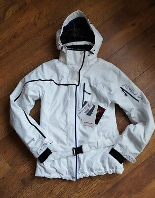 ladies eider ski jacket defender 2ls eurya size uk 10 b.n.w.t