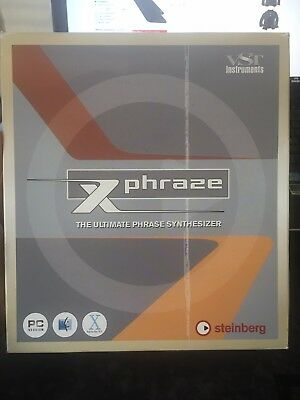 Xphraze the ultimate phrase synthesizer