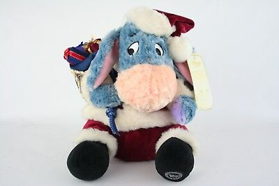 Disney Store Exclusive Eeyore Plush Toy Limited Edition BNWT
