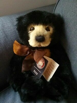 Charlie Bears Anniversary Seth Pre owned