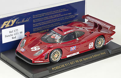 Fly E72 - Porsche 911 GT1, No.69, 1998 UK Special Edition