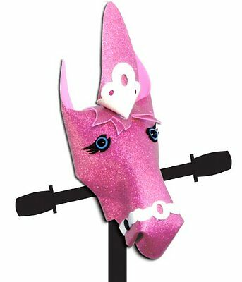 Handlebar Heroes - NEW - Bike and Scooter Accessories - Sparkle - Pink Unicorn