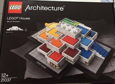 lego special edition 21037 lego house neu ovp. Black Bedroom Furniture Sets. Home Design Ideas