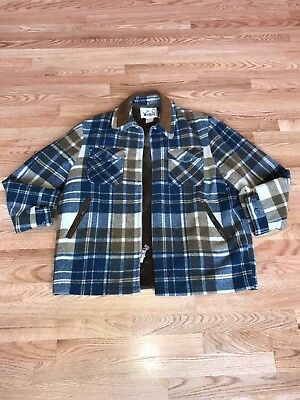 Vintage Woolrich Coat Size XL Very Nice!