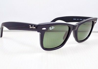 Ray Ban Wayfarer Square RB2151 901 52mm & Case